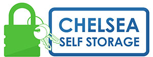 Chelsea Self Storage Logo