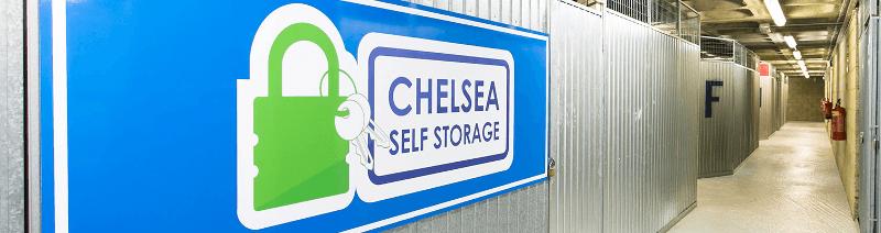 chelsea storage, battersea